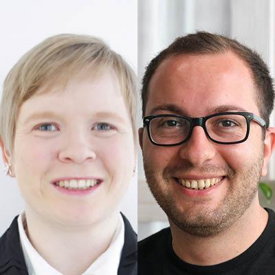 Jana Gierloff & Zoran Gjorgiev EuroSTAR speakers